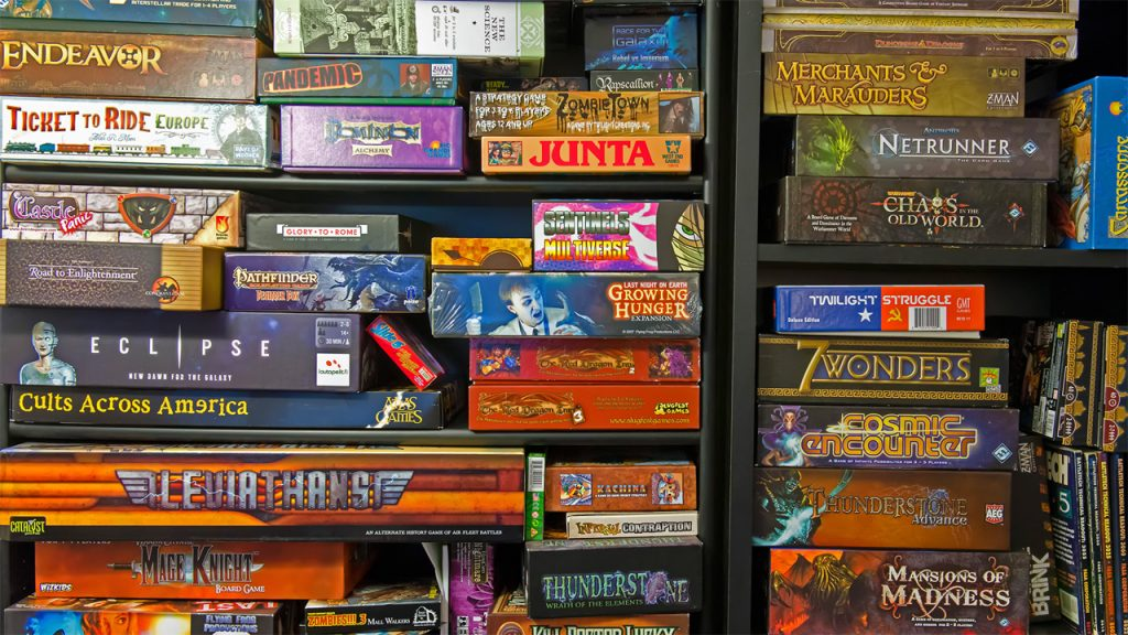 boardgames
